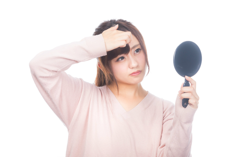 女性の頭皮トラブルにはどんなものがあるか知っていますか?