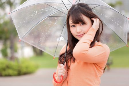 梅雨のウィッグ保管方法